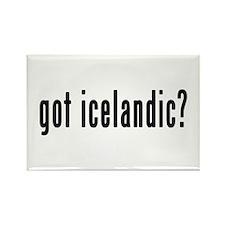 GOT ICELANDIC Rectangle Magnet