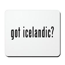 GOT ICELANDIC Mousepad