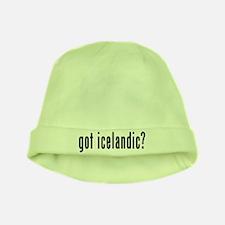 GOT ICELANDIC baby hat