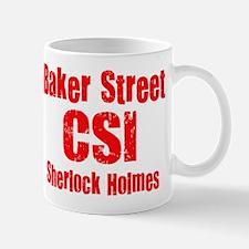 Baker Street CSI Mug