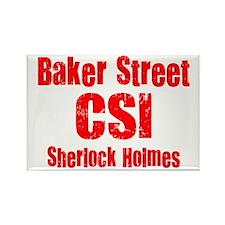 Baker Street CSI Rectangle Magnet