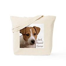 """""""Jack Russell Terrier"""" Tote Bag"""