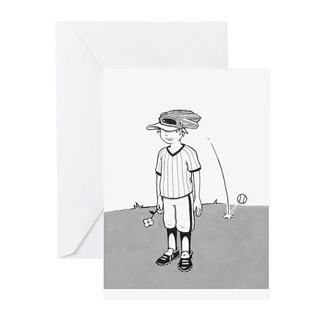 Bad at Sports Greeting Cards (Pk of 10)