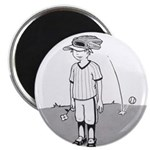 "Bad at Sports 2.25"" Magnet (100 pack)"