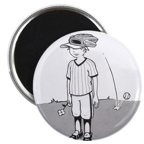 """Bad at Sports 2.25"""" Magnet (100 pack)"""