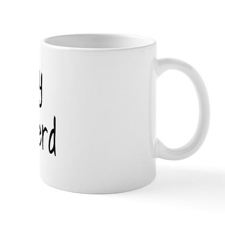 I LOVE MY White Shepherd Mug