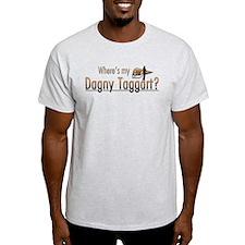 Dagny Taggart of Atlas Shrugged T-Shirt