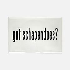 GOT SCHAPENDOES Rectangle Magnet