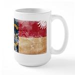 North Carolina Flag Large Mug