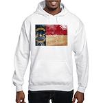North Carolina Flag Hooded Sweatshirt