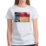 North Carolina Flag Women's T-Shirt