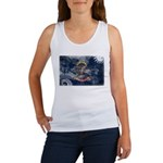 North Dakota Flag Women's Tank Top