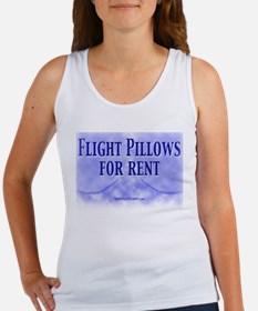 Flight Pillows Women's Tank Top