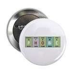 """Chemistry Phobic 2.25"""" Button (10 pack)"""