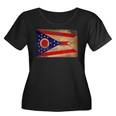 Ohio Flag T