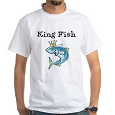 King Fish Lawler T-shirt (white)