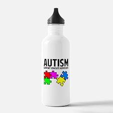 Autism Water Bottle