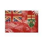 Ontario Flag Rectangle Magnet