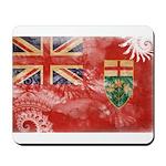 Ontario Flag Mousepad