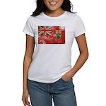 Ontario Flag Women's T-Shirt