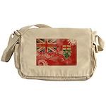 Ontario Flag Messenger Bag