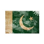Pakistan Flag Rectangle Magnet (100 pack)