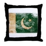 Pakistan Flag Throw Pillow