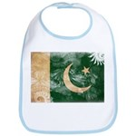 Pakistan Flag Bib