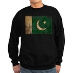 Pakistan Flag Sweatshirt (dark)