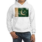 Pakistan Flag Hooded Sweatshirt