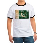 Pakistan Flag Ringer T