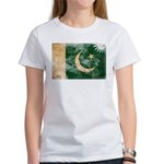 Pakistan Flag Women's T-Shirt