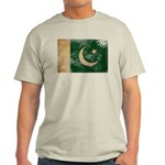 Pakistan Flag Light T-Shirt
