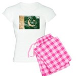 Pakistan Flag Women's Light Pajamas