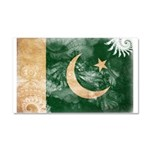 Pakistan Flag Car Magnet 20 x 12