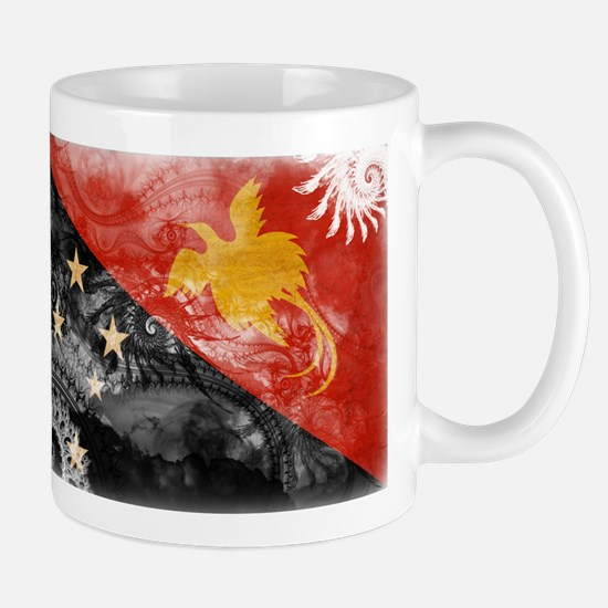 Papua new Guinea Flag Mug