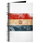 Paraguay Flag Journal