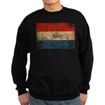 Paraguay Flag Sweatshirt (dark)