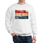 Paraguay Flag Sweatshirt