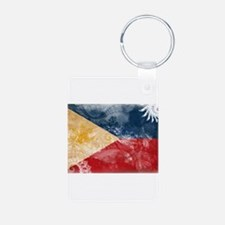 Philippines Flag Keychains