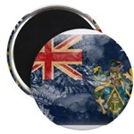 Pitcairn Islands Flag Magnet