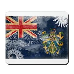 Pitcairn Islands Flag Mousepad