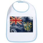 Pitcairn Islands Flag Bib