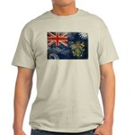 Pitcairn Islands Flag Light T-Shirt