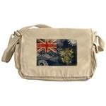 Pitcairn Islands Flag Messenger Bag