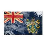 Pitcairn Islands Flag 38.5 x 24.5 Wall Peel