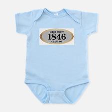 West Point Class of 1846 Infant Bodysuit