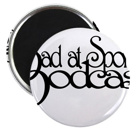 "Bad at Sports 2.25"" Magnet (10 pack)"