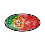 Portugal Flag Patches