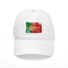 Portugal Flag Baseball Cap